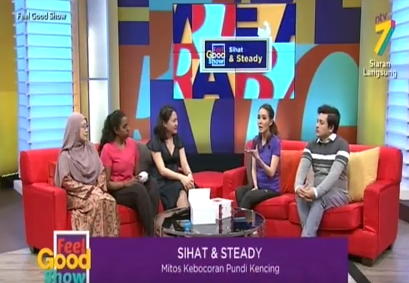 Vibrance at NTV7  Feel Good Show