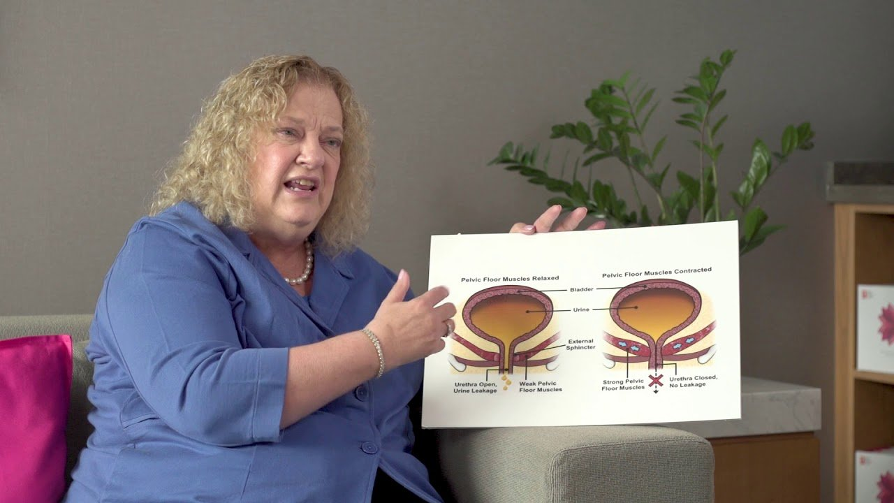Dr Diane Newman: Visualizing Stress Incontinence