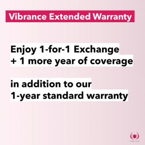 Vibrance Pelvic Trainer 1-Year Extended Warranty