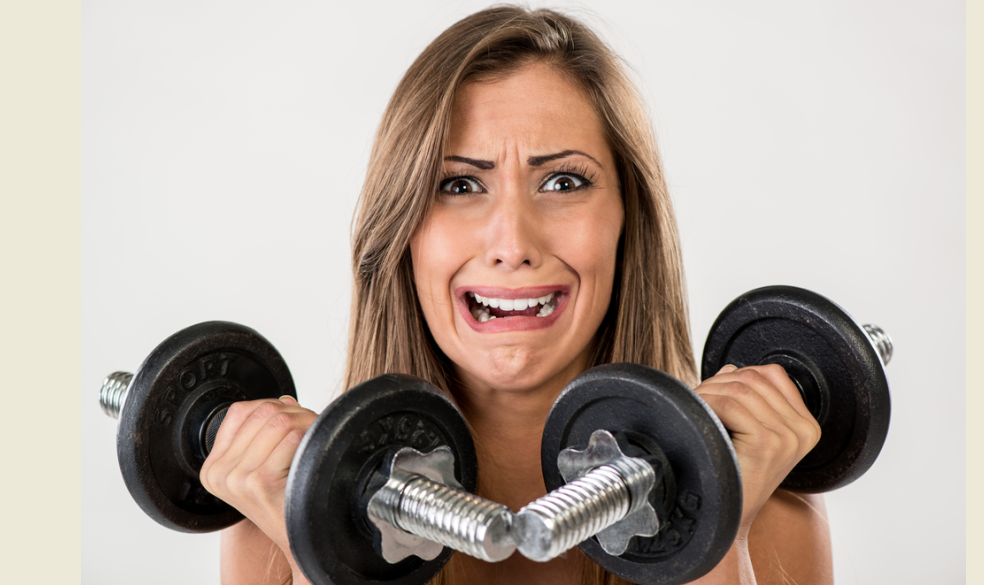 weight training and incontinence