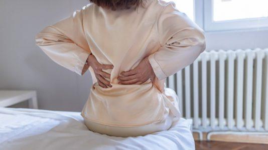 menopause back pain